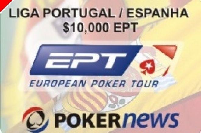 Albano 'scpsemchance' Felix Vence o 14º Torneio da Liga Portugal/Espanha PokerNews 0001