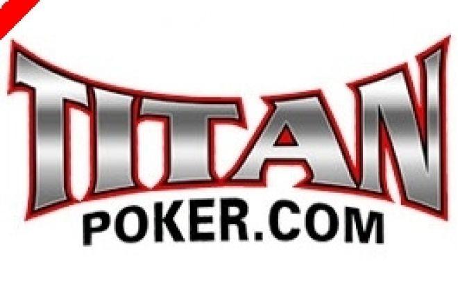 $1,000 Cash Freeroll série na Titan Poker 0001