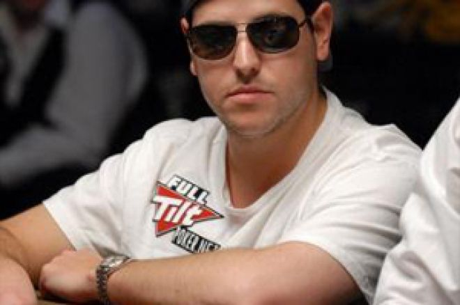As World Series of Poker November Nine: Eric Buchman 0001