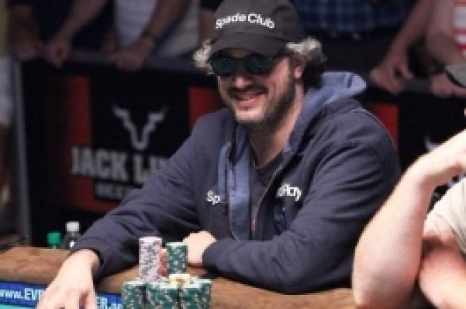 World Series of Poker November Nine:Jeff Shulman 0001
