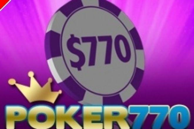 Poker 770: Mañana Viernes, freeroll de 770$, NO TE LO PIERDAS, ¡es fácil participar! 0001