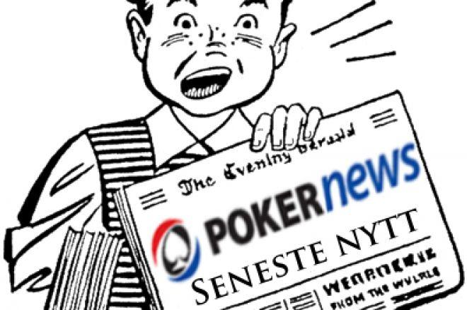Sidste nytt - Kara Scott & High Stakes Poker værter, Annette_15 i Vegas og mer