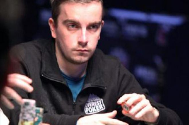World Series of Poker November Nine: Antoine Saout 0001