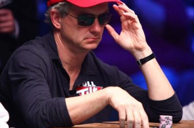 The World Series of Poker November Nine: Steven Begleiter 0001