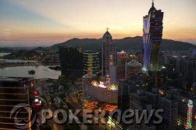PokerStars.net亚洲扑克巡回赛澳门站第1C日: Wei Cheng 0001