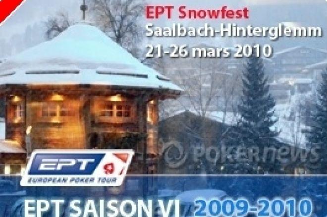 Програма на втората половина на PokerStars.com European Poker... 0001