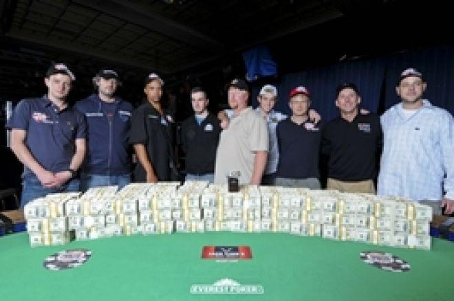 WSOP finalistid