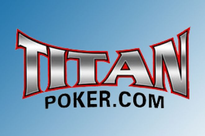 $5,000 Cash Freeroll Series na Titan Poker 0001