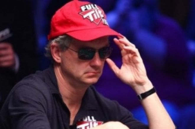 The World Series of Poker November Nine - Steven Begleiter 0001
