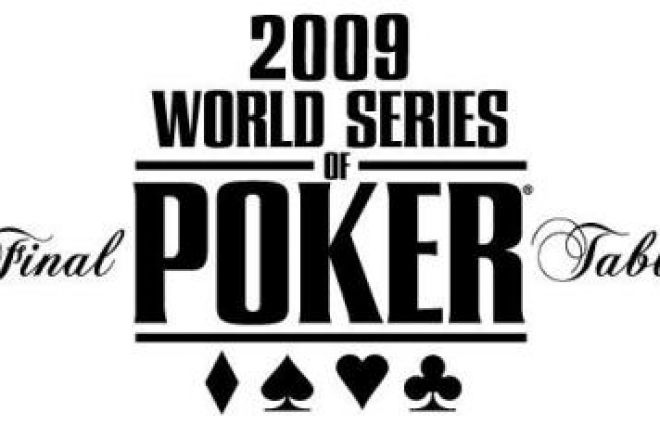 World Series of Poker Main Event final - Head-up Moon vs Cada