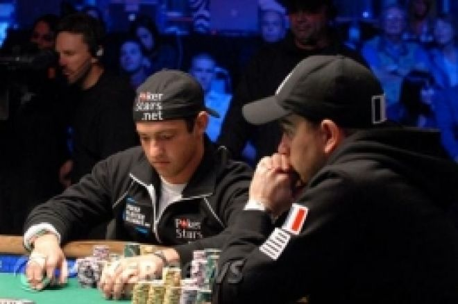 wsop heads up