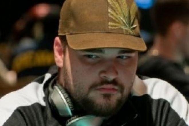 World Poker Tour Foxwoods: Matt Stout води сред последните десет 0001