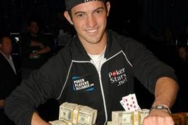Joe Cada vence Main Event World Series of Poker 0001