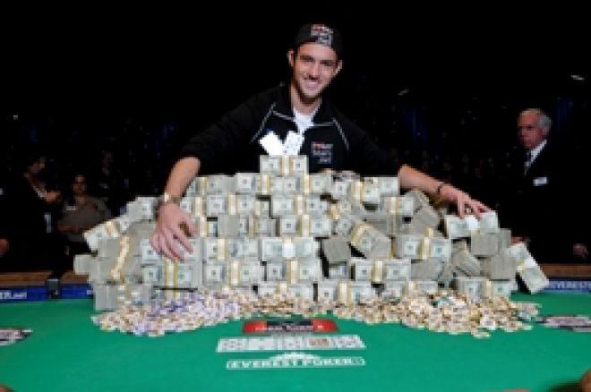Joe Cada WSOP 2009