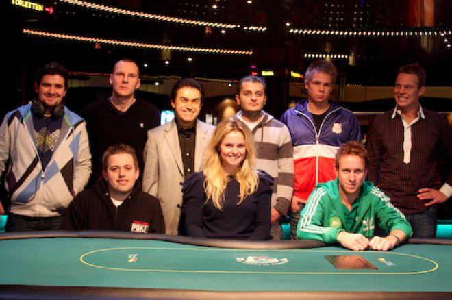 Main Event finale tafel Master Classics of Poker vol talent