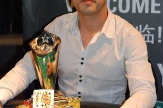 PokerStars.net APPT Cebu: Dong-bin Han az első győztes! 0001