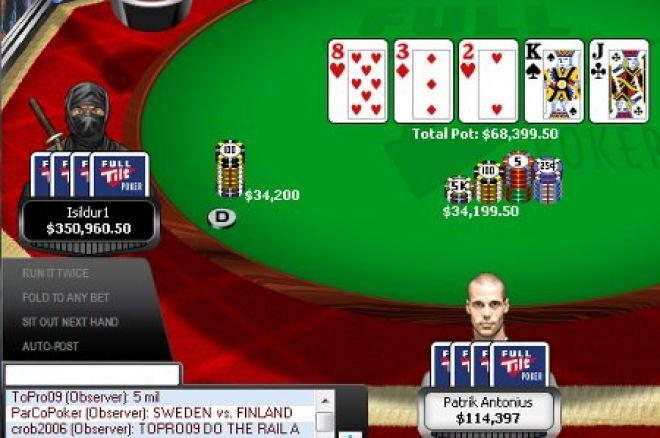 Antonius остана без пари във Full Tilt Poker 0001