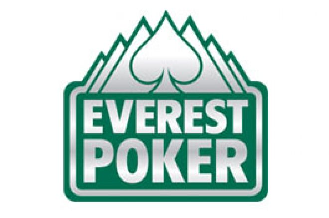 Everest Poker $500 Cash Freerolls