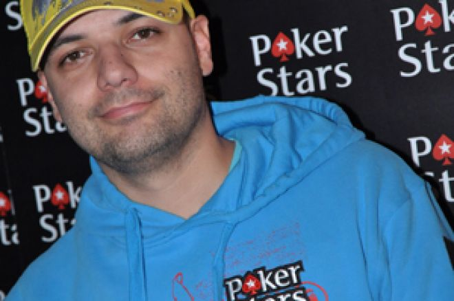 EPT Vilamoura: Henrique 'policy' Pinho Lider no Final do Dia 1b 0001