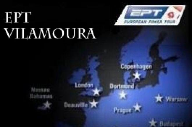 PokerStars EPT Vilamoura - Inför dag 4