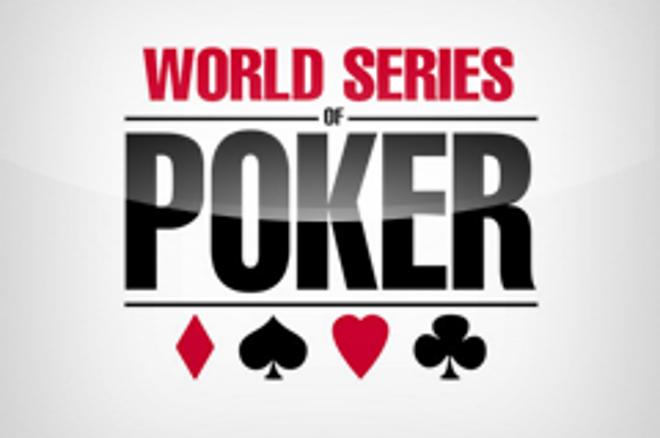 WSOP 2010 график с осем $1,000 събития в схемата? 0001