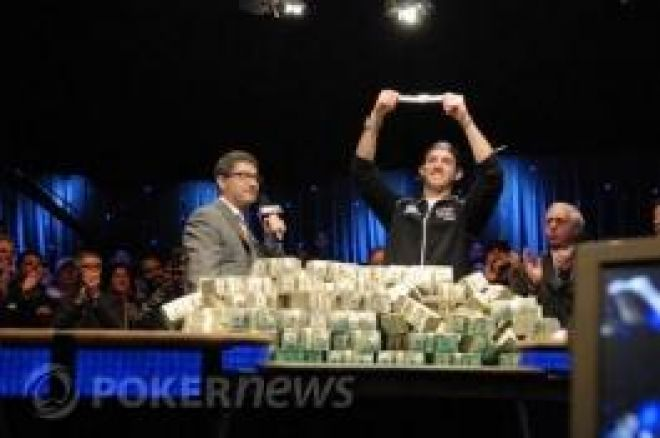 Joe Cada - WSOP 2009 champion