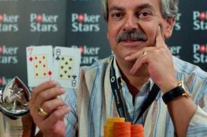 PokerStars EPT Vilamoura vunnet av hjemmespilleren Antonio Matias 0001