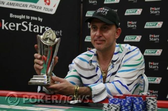 Latin American Poker Tour, Day 4: Amer Sulaiman Snags the Win 0001
