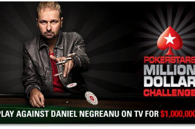 PokerStars.net Million Dollar Challenge се завърна 0001