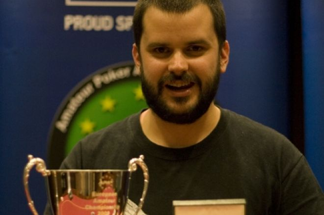 Stuart Ward Wins APAT European Title, Vincent Diver Wins PKR Live III + more 0001