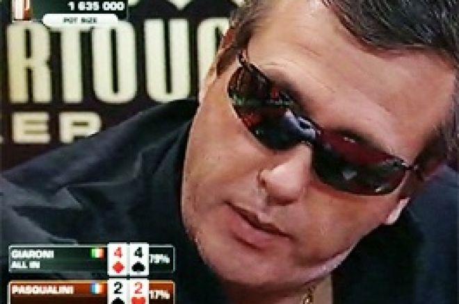 Partouche Poker Tour 2009 : Le triomphe de Jean-Paul 'El Korsico' Pasqualini 0001