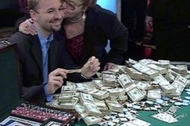 """Покер Блог - Daniel Negreanu: """"Мама си отиде"""" 0001"""