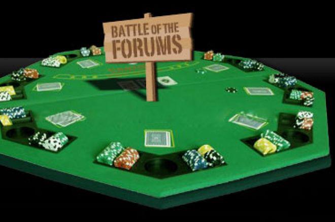 batalha dos forus bwin poker