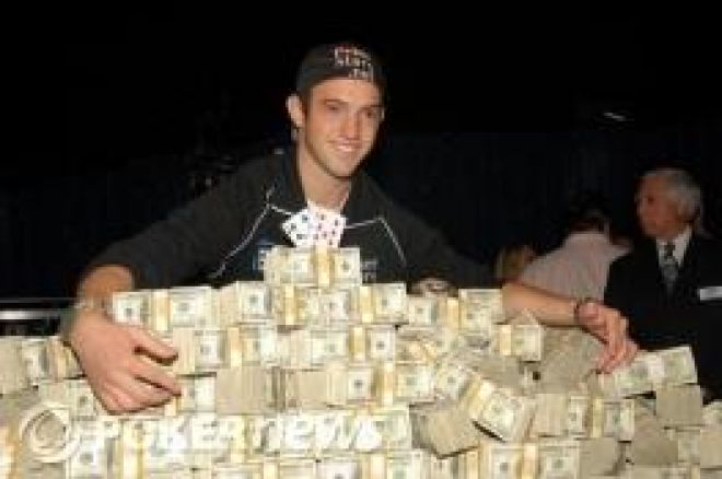 WSOP ME Champion 2009 Joe Cada