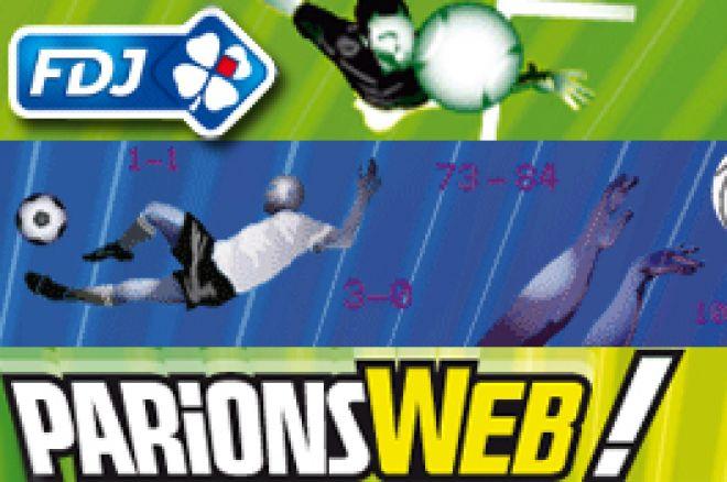 La Française des Jeux passe à l'offensive avec ParionsWeb et ParionsSport
