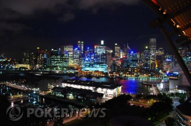 The PokerNews Jet Set: Sydney 0001