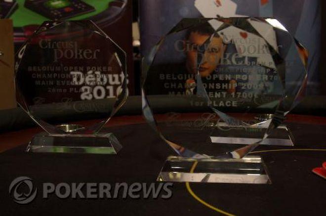 Antonino Guida wint de Belgium Open Poker Championships & BSOP deze week in Holland Casino