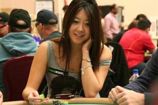 Maria Ho åker på Poker Punk´ed