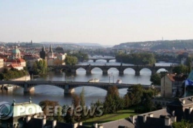 Europos Pokerio Turas Praha 1a diena : penktoje vietoje lietuvis Domantas Klimčiauskas 0001