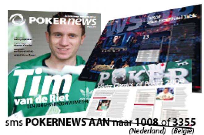 PokerNews Magazine binnenkort in de schappen