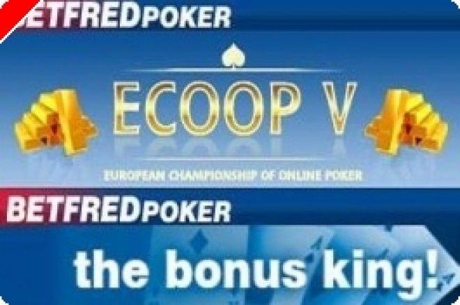 Paskutiniai du $5000 vertės nemokami turnyrai BetFred Poker kambaryje 0001