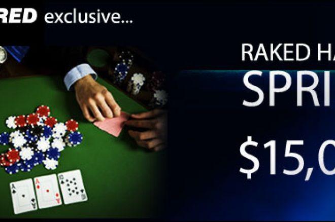 $15,000 Спринт за Рейк Ръце в Betfred 0001