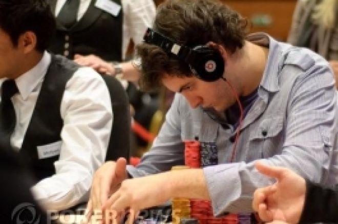European Poker Tour Prague День 2: Yann Brosolo лидером переходит в День 3 0001