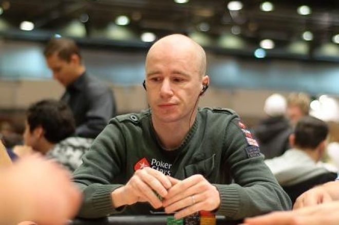 Jude Ainsworth Amongst EPT Prague Chipleaders, Poker Million Betting Odds 0001