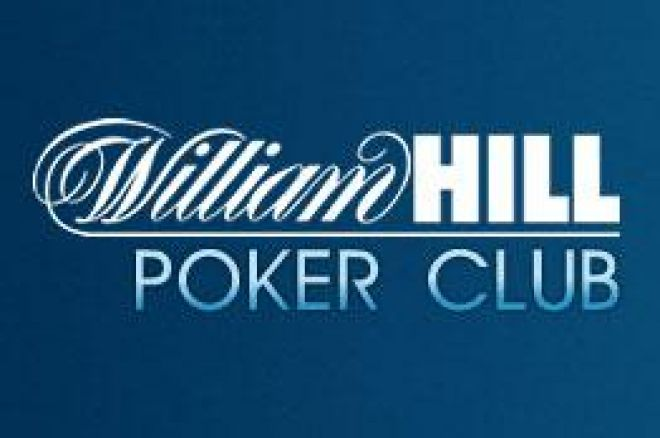William Hill $2.500 freerolls