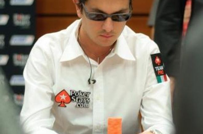 Luca Pagano PokerStars EPT Prag