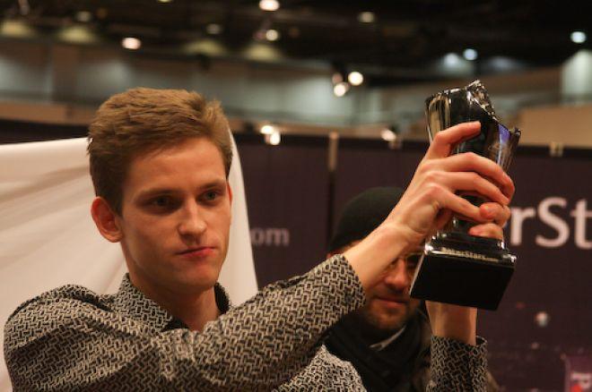 Jan Skampa wint de PokerStars.com European Poker Tour Praag! (€682.000)