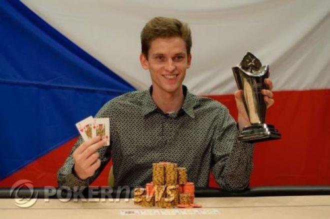 European Poker Tour Prague: Jan Skampa Wins Trophy, Cash and EPT GF Seat 0001