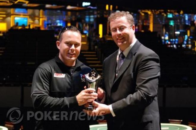 PokerStars.net Asia Pacific Poker Tour Grand Final: Aaron Benton Takes The Title 0001