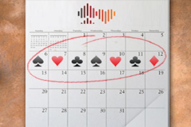 Покер график
